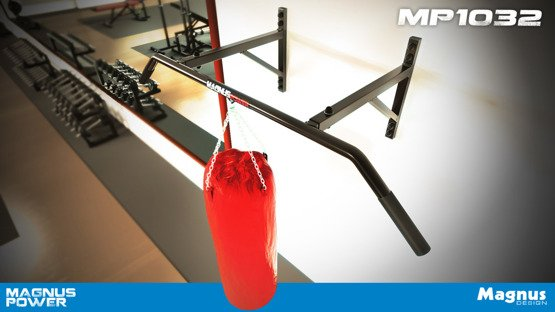 MAGNUS ® MP1032 Training bar for the wall NR1