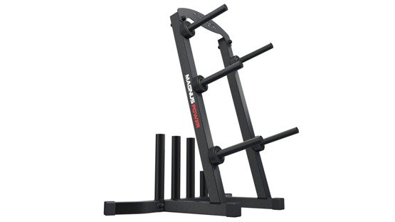 Stand Magnus ® MP3090 for weight plates and barbells